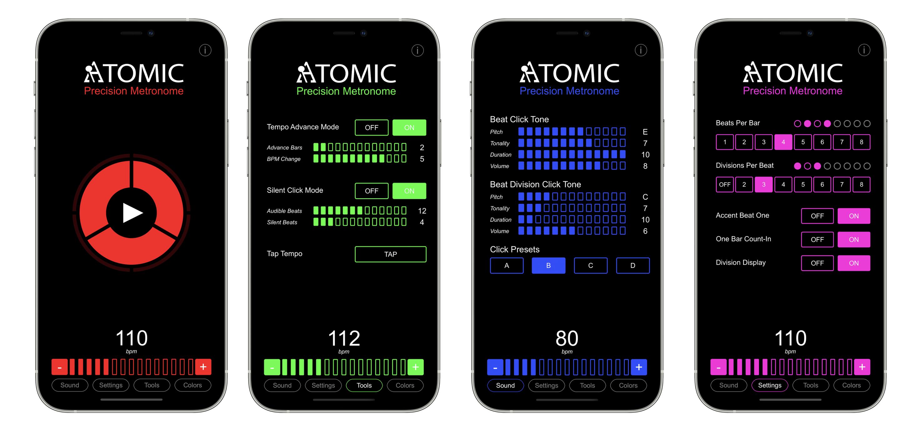 AtomicScreens