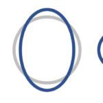 Figure 8.2. Drum shell deform-reform vibration profile (fundamental mode)