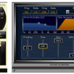Figure 17.2. Lexicon PCM Plate and Waves Renaissance Reverberator reverb plug-ins