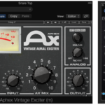 Figure 17.5. Aural Exciter and Little Labs Voice of God effects